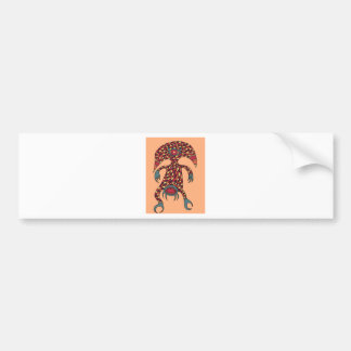 The Hungry Cyclops Bumper Sticker