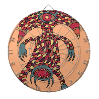 The Hungry Cyclops Dartboard