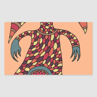 The Hungry Cyclops Sticker