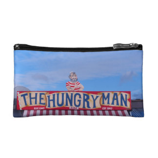 The Hungry Man - Rozel, Jersey, Channel Islands Cosmetic Bags