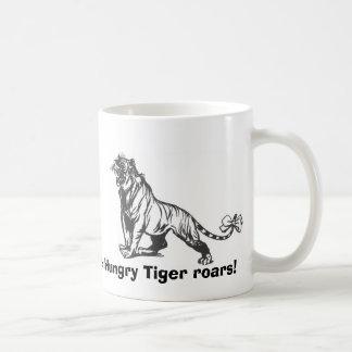 The Hungry Tiger roars! Coffee Mug