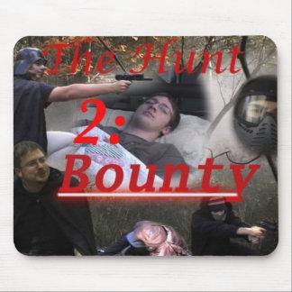 The Hunt 2: Bounty Mousepad