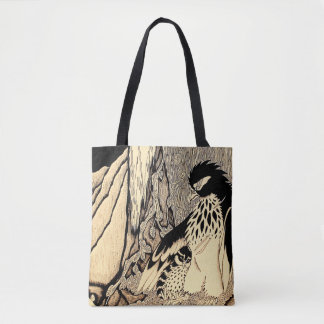 """The Hunter And The Prey"" Tote Bag"