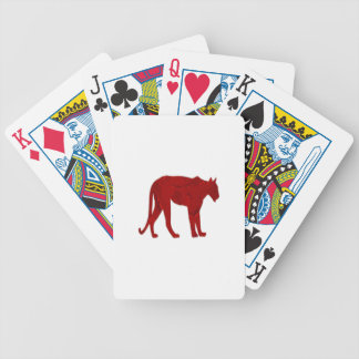 The Hunter Bicycle Playing Cards