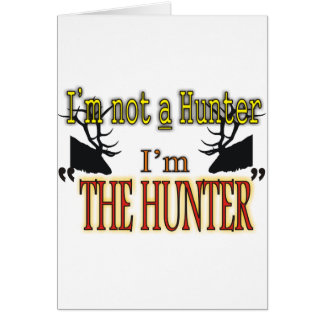 The Hunter Card