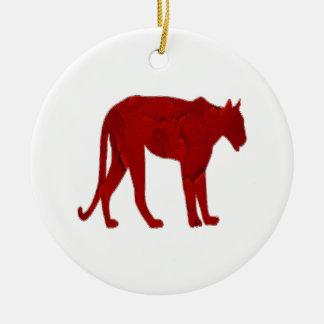 The Hunter Ceramic Ornament