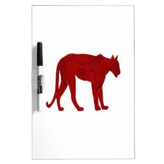 The Hunter Dry-Erase Whiteboard