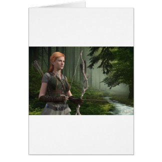 The Huntress Card