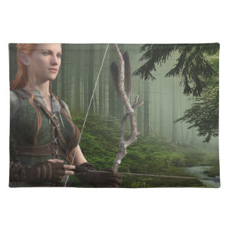 The Huntress Placemat