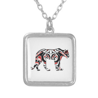 The Huntress Silver Plated Necklace