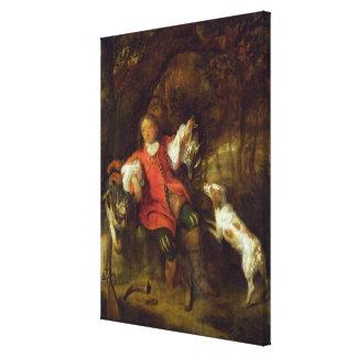 The Huntsman Gallery Wrap Canvas