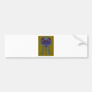 The Hypnotic One Bumper Sticker