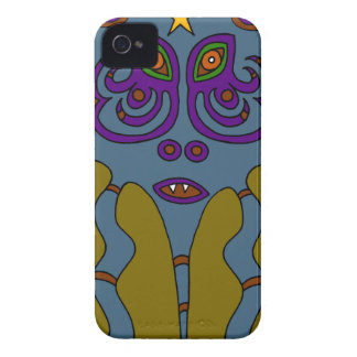 The Hypnotic One iPhone 4 Case-Mate Case