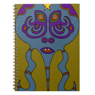 The Hypnotic One Notebooks