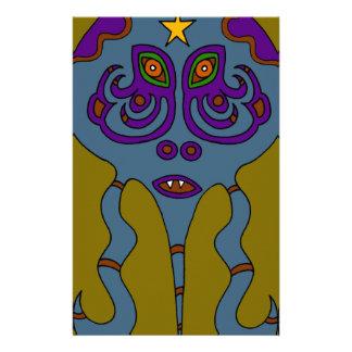 The Hypnotic One Stationery