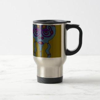 The Hypnotic One Travel Mug