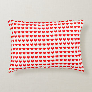 The I ♥ pillow..Customize it for who or what you ♥ Accent Pillow