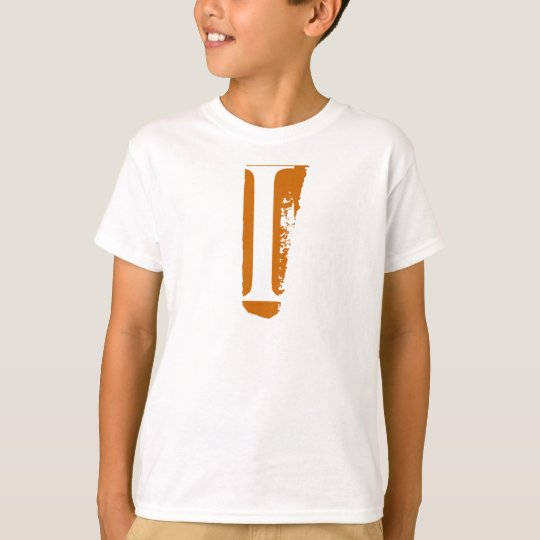 "The ""I"" tee from orangeBoarder™"