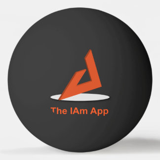 The IAm Ping Pong Ball