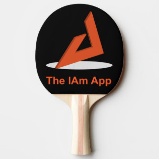 The IAm Ping Pong Paddle
