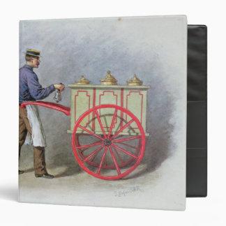 The Ice Cream Seller, 1895 Binder