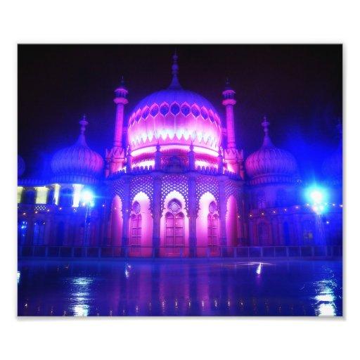 The Ice Palace Photo Art