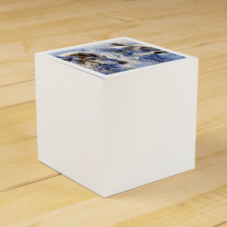 The Ice Wolf Favor Box