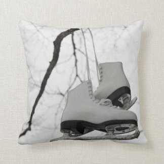 The Icer Throw Pillow