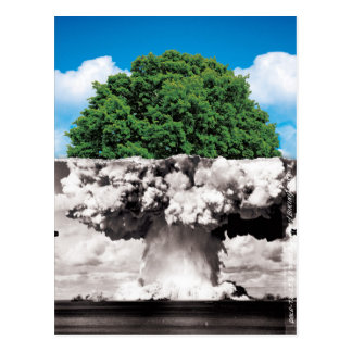 """The Iconic """"Nuke/Tree"""" Poster Image 