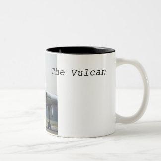 The iconic Vulcan gift mug