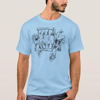 The Idiot Box (sketch version) T-Shirt