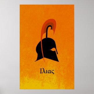 The Iliad Poster
