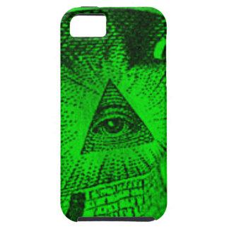 The Illuminati Eye Case For The iPhone 5