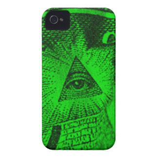 The Illuminati Eye Case-Mate iPhone 4 Cases