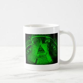 The Illuminati Eye Coffee Mug