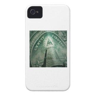 The Illuminati Eye iPhone 4 Case-Mate Case