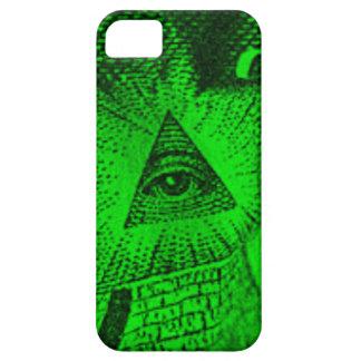 The Illuminati Eye iPhone 5 Covers