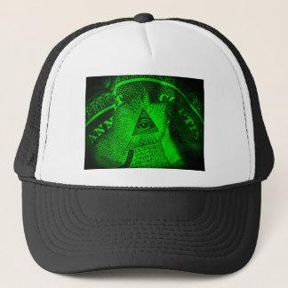 The Illuminati Eye Trucker Hat