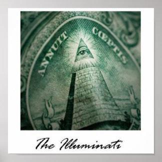 The Illuminati Poster