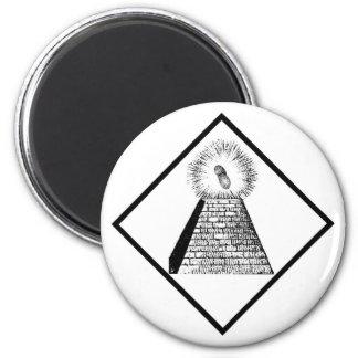 The Illuminutty Magnet