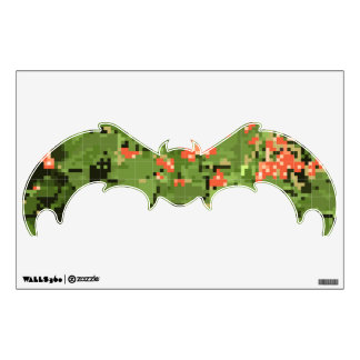 the image of a guelder-rose at bat wall sticker