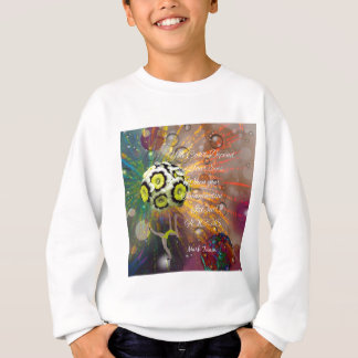 The imagination is a powerful tool in our life sweatshirt