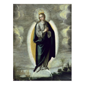The Immaculate Conception Postcard