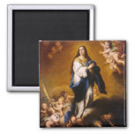 The Immaculate conception Refrigerator Magnets