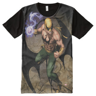 The Immortal Iron Fist All-Over-Print T-Shirt