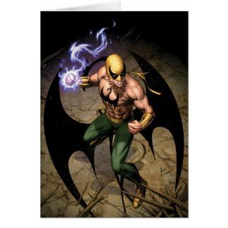 The Immortal Iron Fist Card