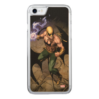 The Immortal Iron Fist Carved iPhone 8/7 Case
