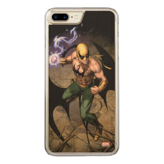 The Immortal Iron Fist Carved iPhone 8 Plus/7 Plus Case