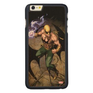 The Immortal Iron Fist Carved Maple iPhone 6 Plus Case