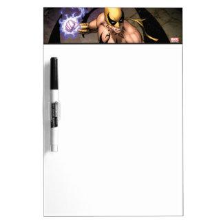 The Immortal Iron Fist Dry Erase Board